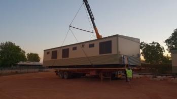 Darlala Motel Lifting Stage 3